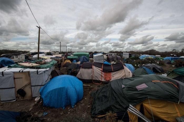 Opnieuw brand in tentenkamp vluchtelingen in Calais