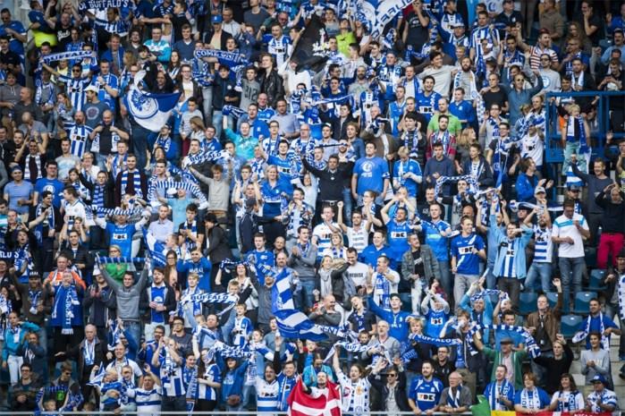 Frankrijk verbiedt Gentse supporters naar Lyon te komen