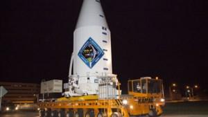 Lancering vrachtruimteschip naar ISS uitgesteld door slechte weer