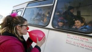 Ook tijdens jaareinde volgen duizenden vluchtelingen de Balkanroute