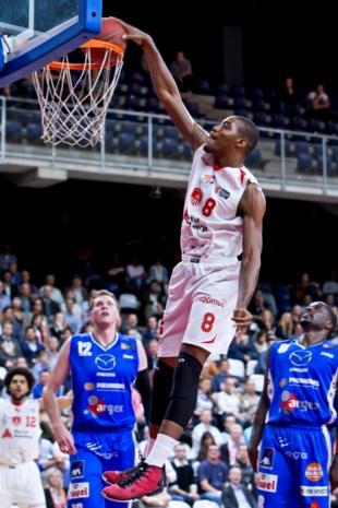 Port of Antwerp Giants op zoek naar 2 op 2 in Last 32