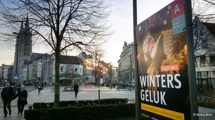 Tweede editie Winters Geluk op Dageraadplaats