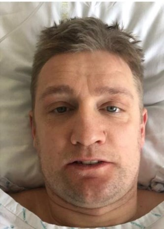 Bart Wellens geopereerd aan rug