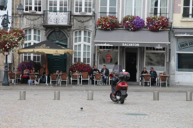 Veel interesse voor overname failliet café Salvator
