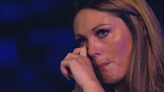 """Belle Perez in tranen op VTM: """"Hier heb ik 16 jaar op gewacht"""""""