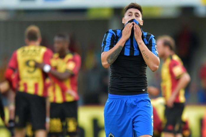 Club Brugge heeft nieuwe bestemming voor overbodige Castillo