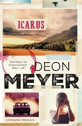 BOEK: Deon Meyer - Icarus