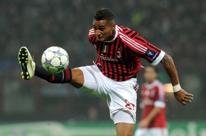 Kevin-Prince Boateng keert terug naar AC Milan