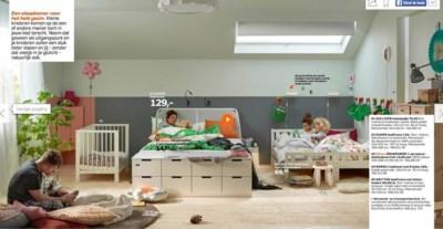 """Nieuw Nieuw bij IKEA: """"slaapkamer voor hele gezin"""" - Gazet van Antwerpen MZ-37"""