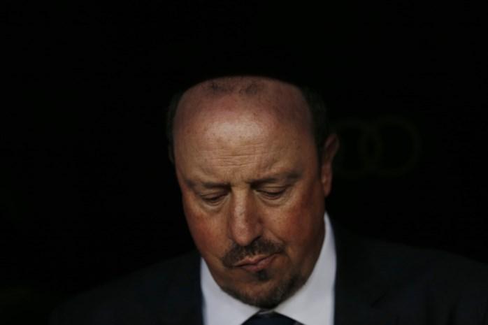 Klassereactie van Benitez na ontslag bij Real Madrid