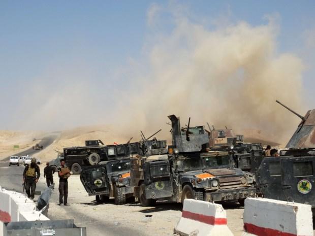 Minstens 25 strijders omgekomen bij verijdeling IS-offensief