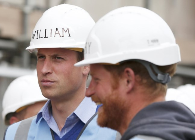 Deze kant van Prins William zag je nog nooit