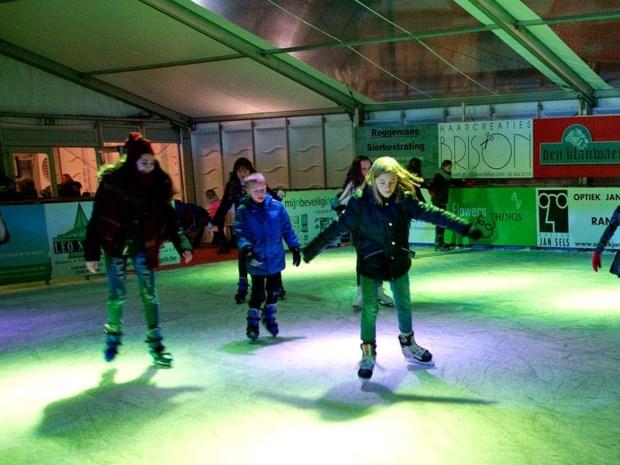 33% meer schaatsers in Winterdorp