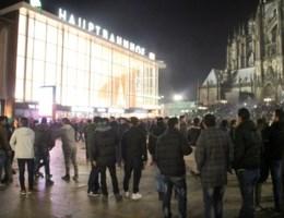 Drie verdachten geïdentificeerd na massa-aanrandingen in Keulen