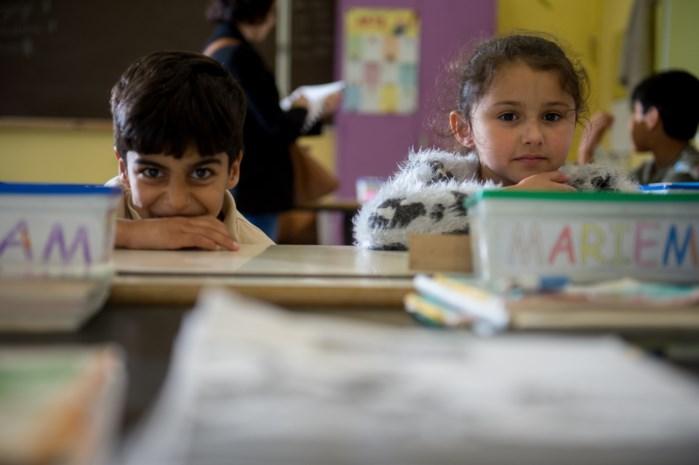 Negen jonge vluchtelingen in nieuwe Okan-klas in Sint-Claracollege