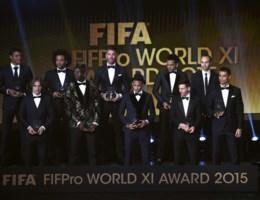 Barcelona en Real Madrid slokop in Elftal van het Jaar (zonder Belgen)