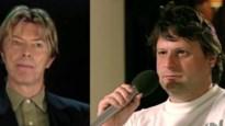 Luc De Vos interviewde David Bowie