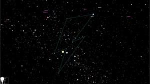 David Bowie heeft nu ook eigen sterrenbeeld