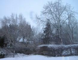 Terug van vakantie: de winter!