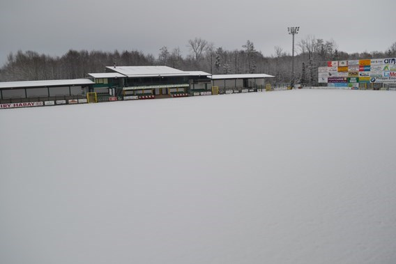 OVERZICHT. Afgelastingen voetbal: alle matchen in vierde klasse D gaan niet door
