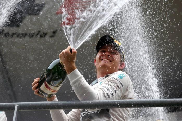 Mumm niet langer de officiële champagne in de F1
