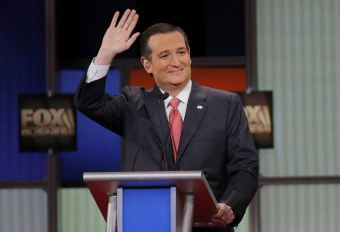 """Texaanse advocaat dient klacht in tegen """"Canadese"""" presidentskandidaat Ted Cruz"""