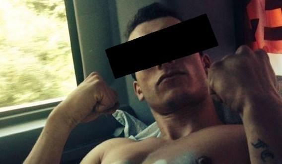 Zoon Vital Borkelmans in cel voor hooliganisme