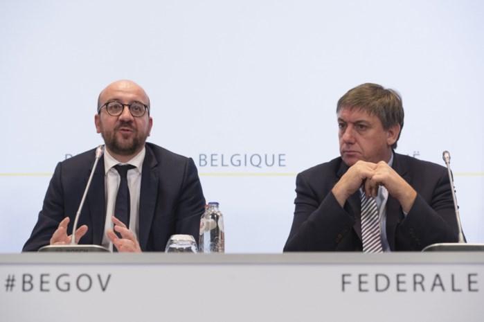 Belgische en Franse regeringen houden terreurtop