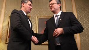 Kroatië heeft nieuwe regering