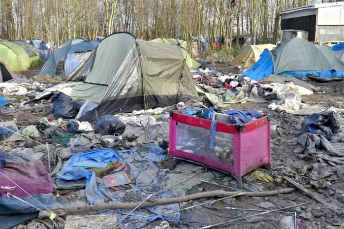 Kust vreest vluchtelingenkamp vlak bij haven van Zeebrugge