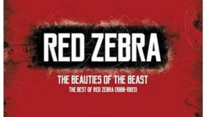 CD. Red Zebra - The Beauties of the Beast (***)