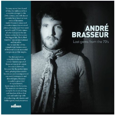 CD. André Brasseur - Lost Gems from the 70's (****)