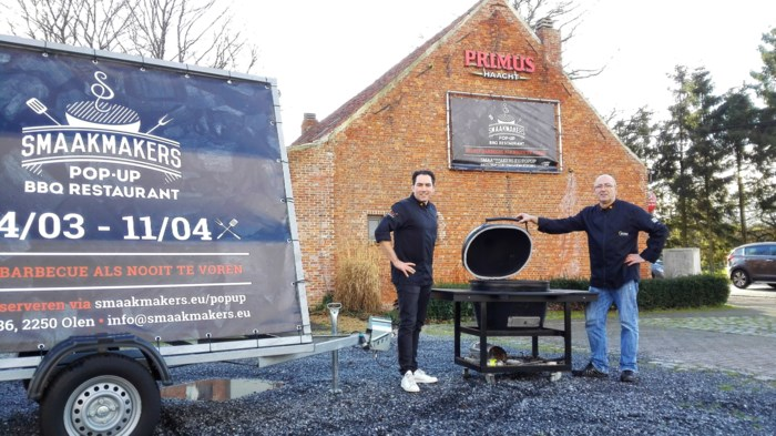 Smaakmakers pakken uit met pop-up barbecuerestaurant