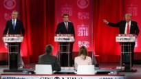 Trump ook keihard voor George W. Bush