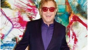CD: Elton John -  Wonderful Crazy Night (**)