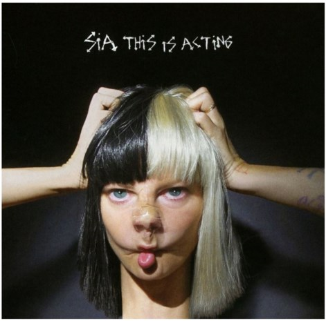 CD. Sia - This is Acting (**)