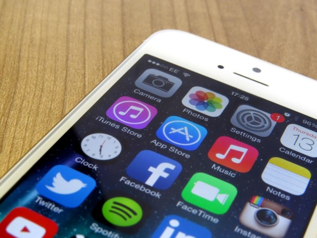 Verkoop iPhone voor het eerst gedaald eind vorig jaar