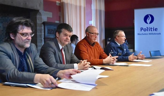 Recherche Mechelen-Willebroek blikt terug op succesvol jaar