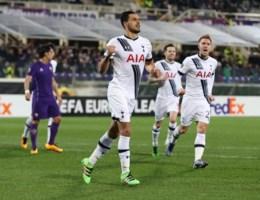 EUROPA LEAGUE. Chadli scoort belangrijke goal, United struikelt ook over Midtjylland