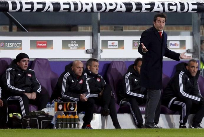 """Olympiakos-coach: """"In voetbal wint de beste niet altijd"""""""