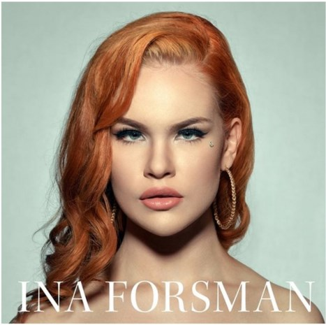 CD. Ina Forsman - Ina Forsman (****)