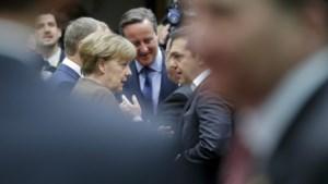 Gespannen sfeer op EU-top door migratiediscussie