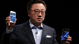 Samsung presenteert waterdichte nieuwe smartphone