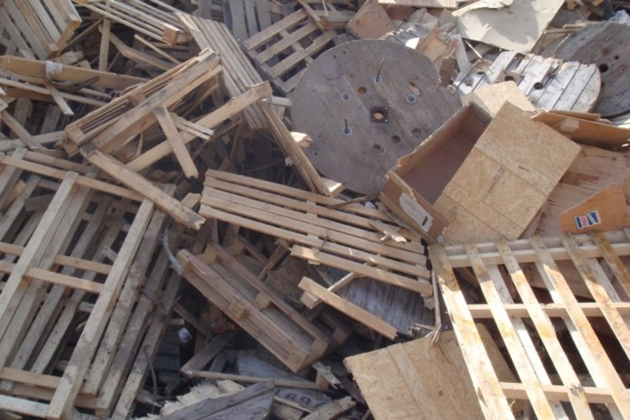 Voortaan gescheiden inzameling van hout