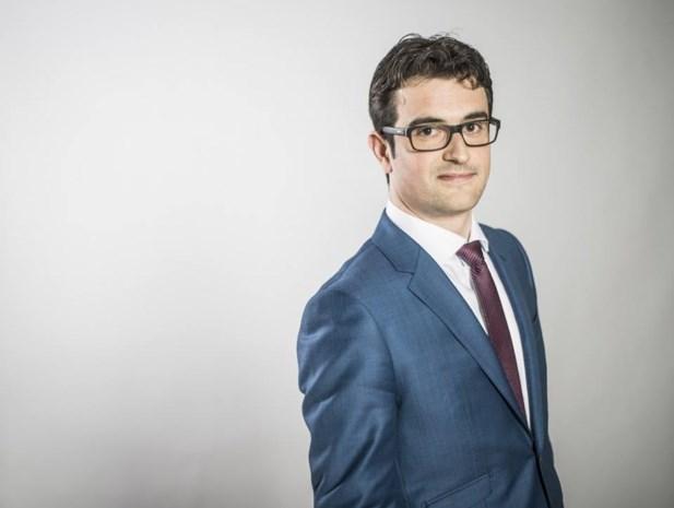 Dominick Rediers volgt Sven Van Dongen op als N-VA-voorzitter