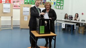 Houdt Ierse regering stand?