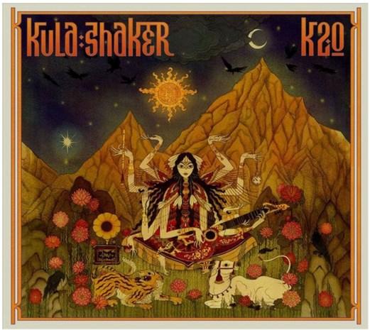 CD. Kula Shaker - K 2.0 (**)