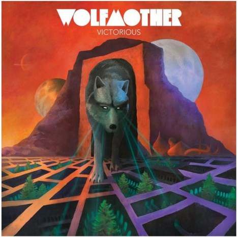 CD. Wolfmother - Victorious (**)