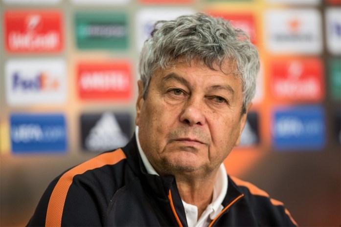 """Shakhtar-coach Lucescu waarschuwt Anderlecht: """"Heb nog rekening openstaan met Brusselaars"""""""