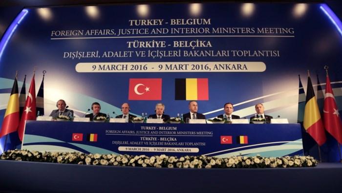 Turkije stuurde al zestigtal Syriëstrijders terug naar België